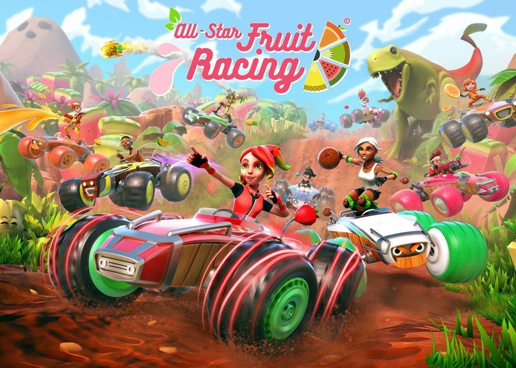 All Star Fruit Racing Vr Full Game Unlock Mod Download Apk