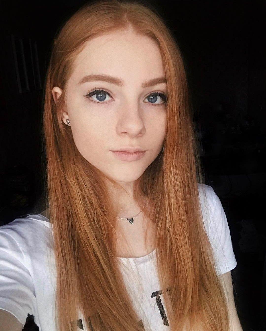 gingerlove julia ademenko amour gengimbre red hair
