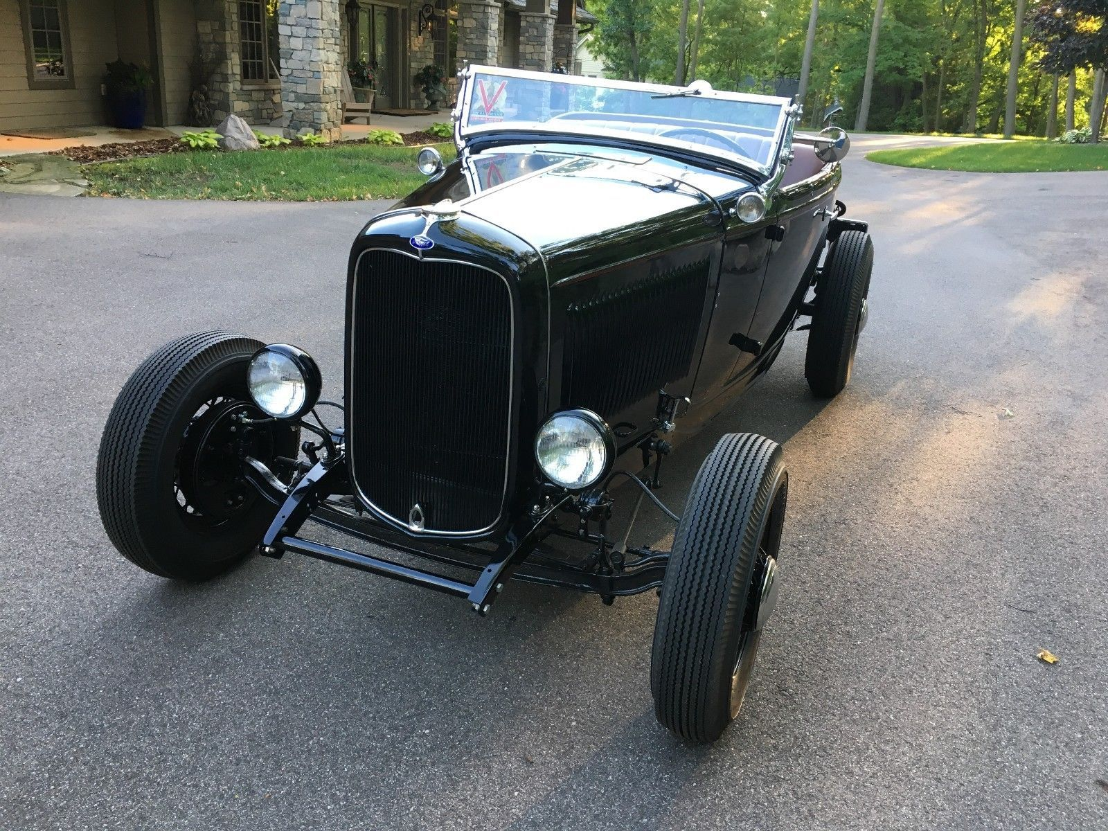 classy 1932 Ford Roadster hot rod | Hot rods for sale | Pinterest ...