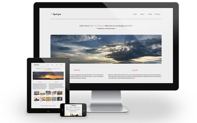 50 Free Responsive Html5 Web Templates For 2020 Html And Css Templates Css Templates Responsive Website Template