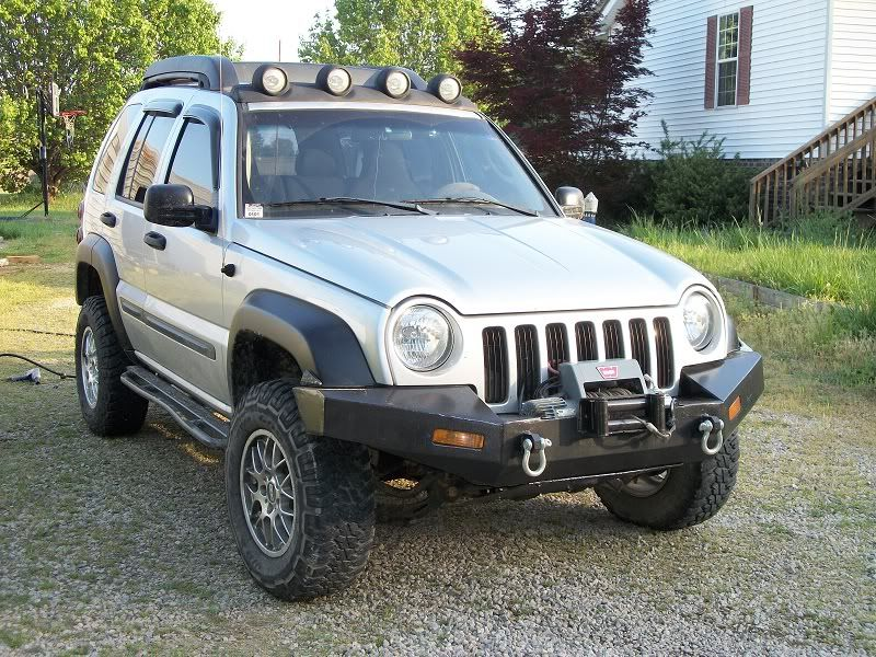 Custom Jeep Liberty Bumpers Jeep Liberty Nc4x4 Jeep Liberty