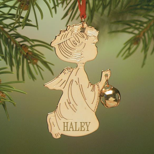 Brass Christmas Ornaments Part - 38: Vintage Brass Christmas ...