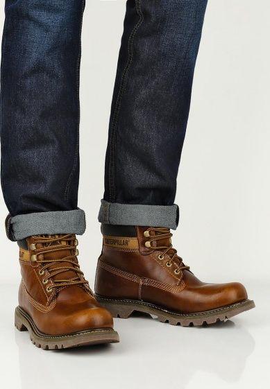 dbbbf9d5 Ботинки Caterpillar COLORADO | Обувь | Обувь, Магазины, Рубило