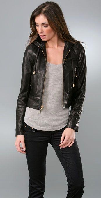 Biker leather jacket cheap – Modern fashion jacket photo blog