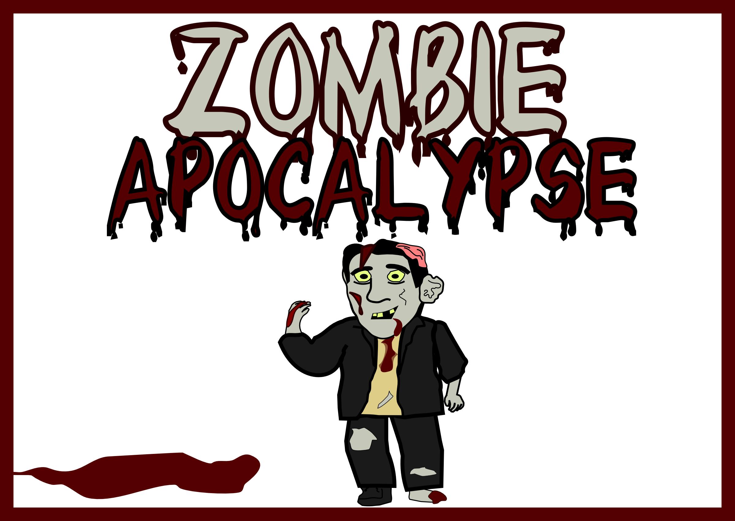 Relevant Rigorous Real World Apocalypse Zombie Apocalypse Math Projects [ 1701 x 2400 Pixel ]