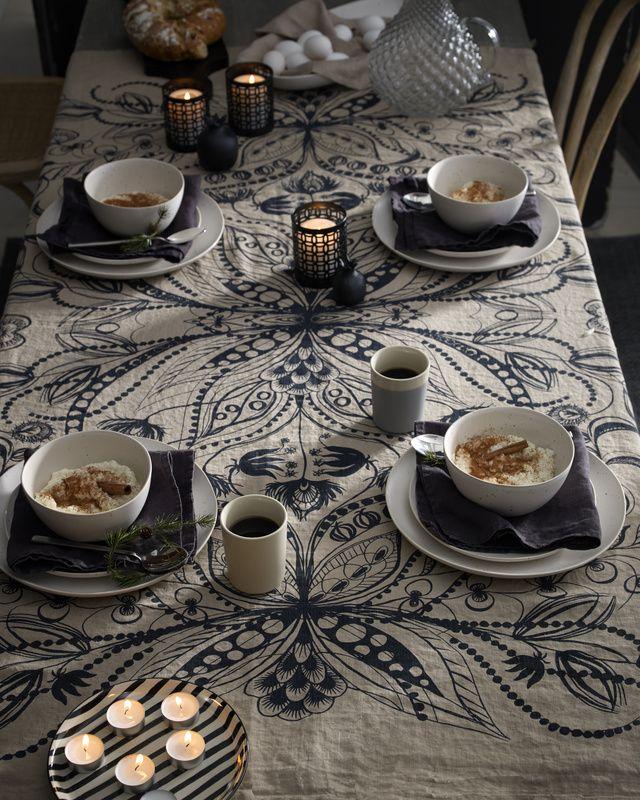 talvi,keittiö,pöytä,kynttilä,tuikku