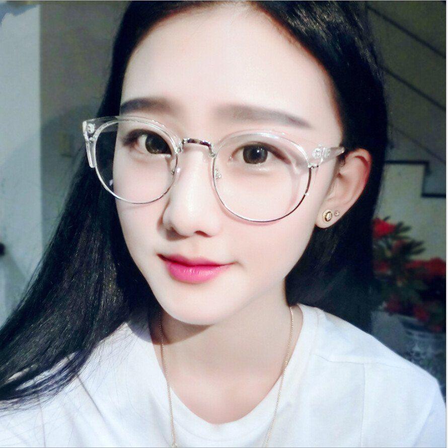 b456b31886 Case Free Retro Round Frame Glasses - - Online Aesthetic Shop - 1 ...