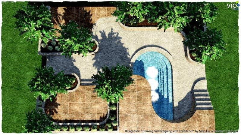 What Is Form Composition In Landscape Design Should You Use It Landscape Design Landscape Design Software Landscape