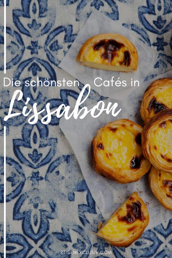 Die schönsten Cafés in Lissabon - reisen EXCLUSIV