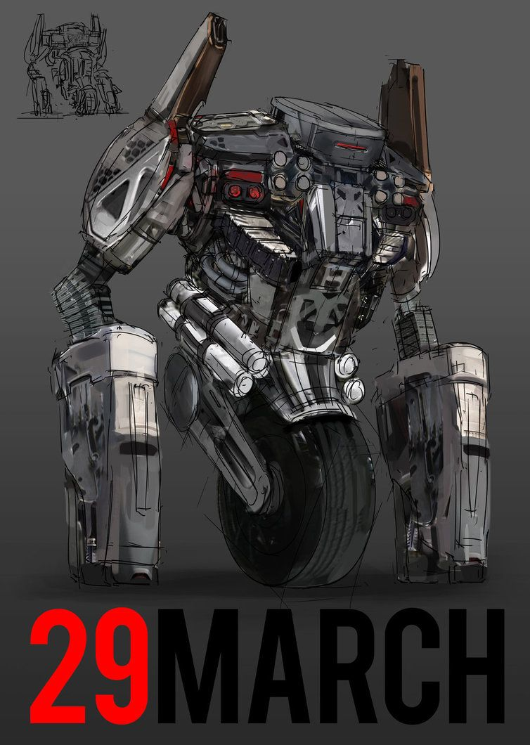 March of Robots 29