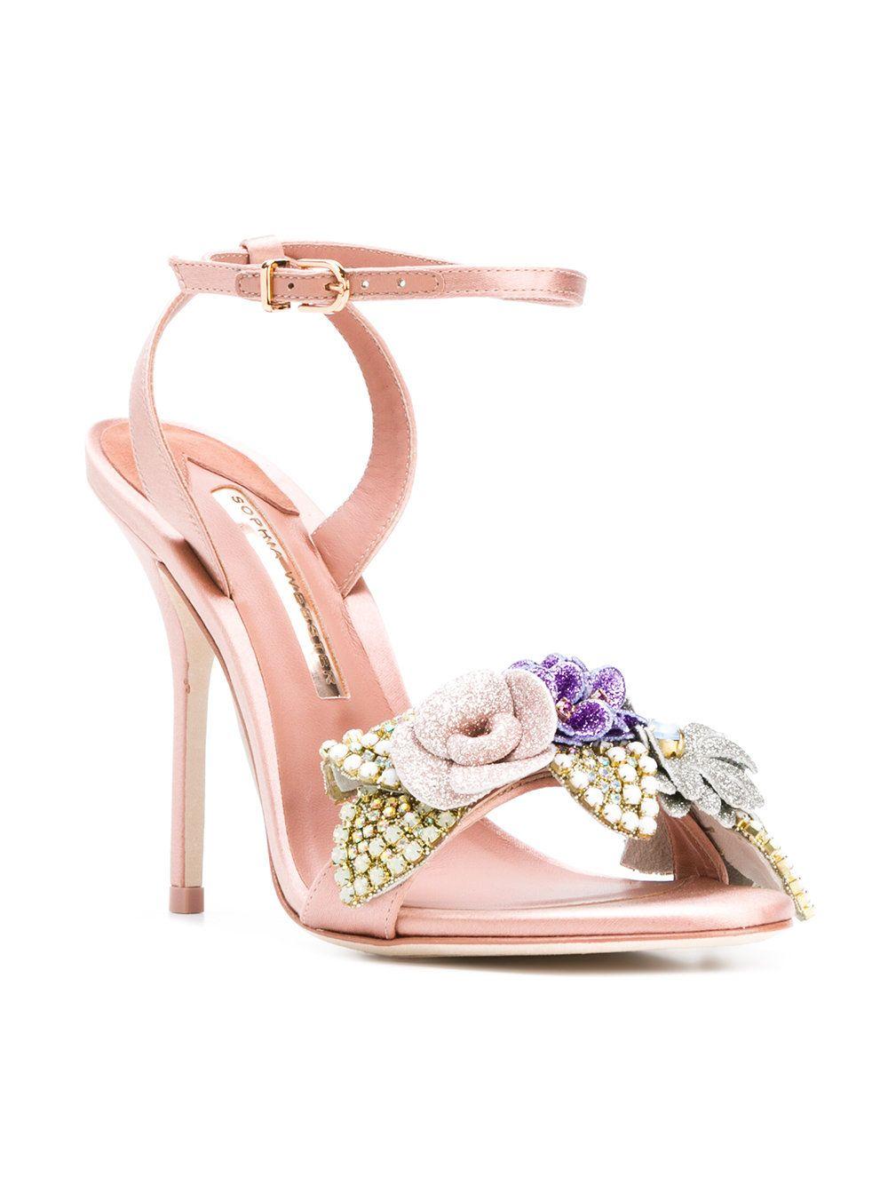 new arrival de503 947b5 SOPHIA WEBSTER . #sophiawebster #shoes #   Sophia Webster in ...