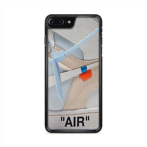 quality design a8ba9 1b416 OFF WHITE x Air Jordan 1 iPhone 7 Plus Case | Caserisa | iPhone 7 ...