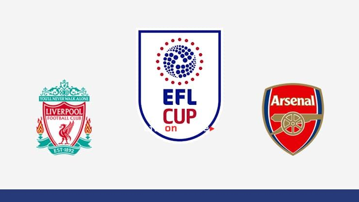 Liverpool Vs Arsenal Preview And Prediction Live Stream Efl Cup 1 8 Finals 2019 2020 Allsportsnews Football Prev Arsenal Classic Football Shirts Liverpool