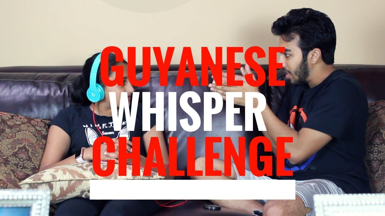 Whisper challenge ideas?   Whisper Challenge Ideas