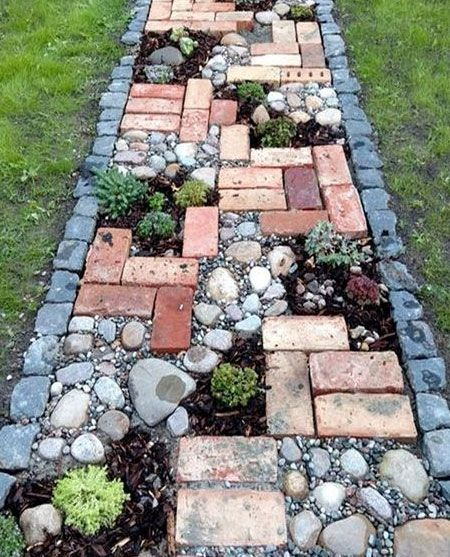 If You Have Amassed A Collection Of Different Types Of Bricks Or