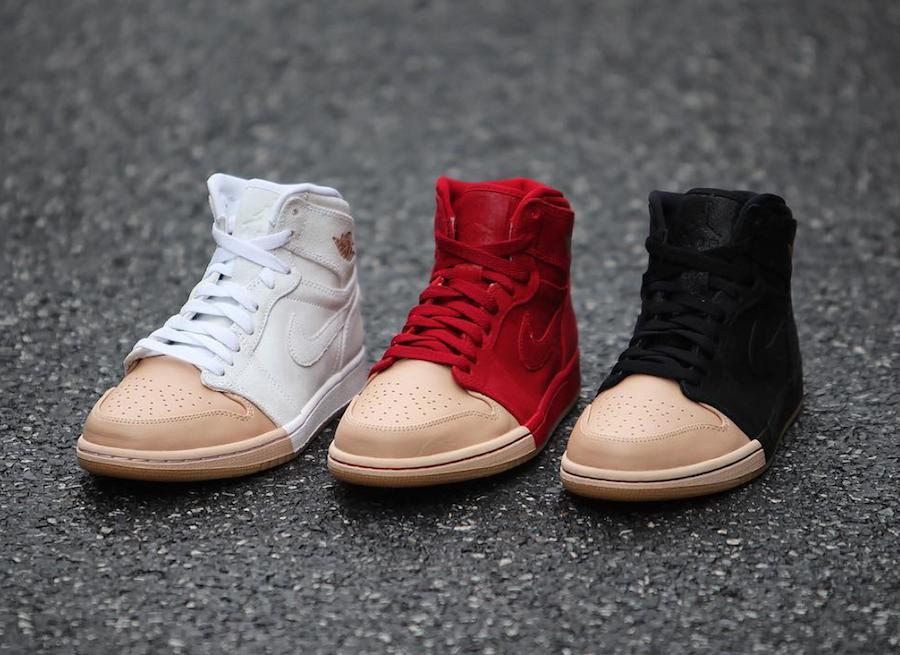 Air Jordan 1 Tan Dipped Pack - Sneaker Bar Detroit  78e4e981f