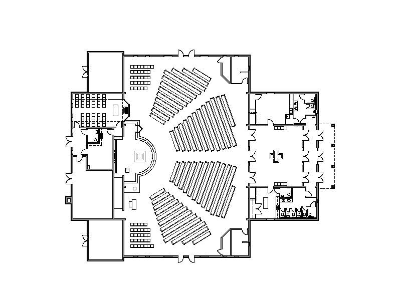 Image result for church design plans church design for Church floor plan designs