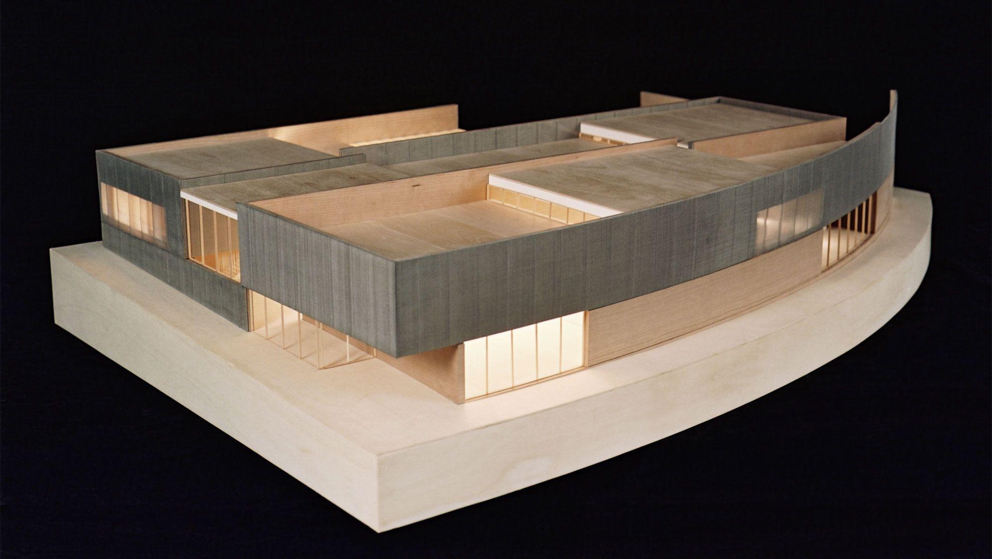 Contemporary Art Museum, St. Louis Model 7