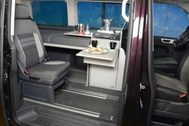 vanessa mobile camping camping expansion for your van. Black Bedroom Furniture Sets. Home Design Ideas
