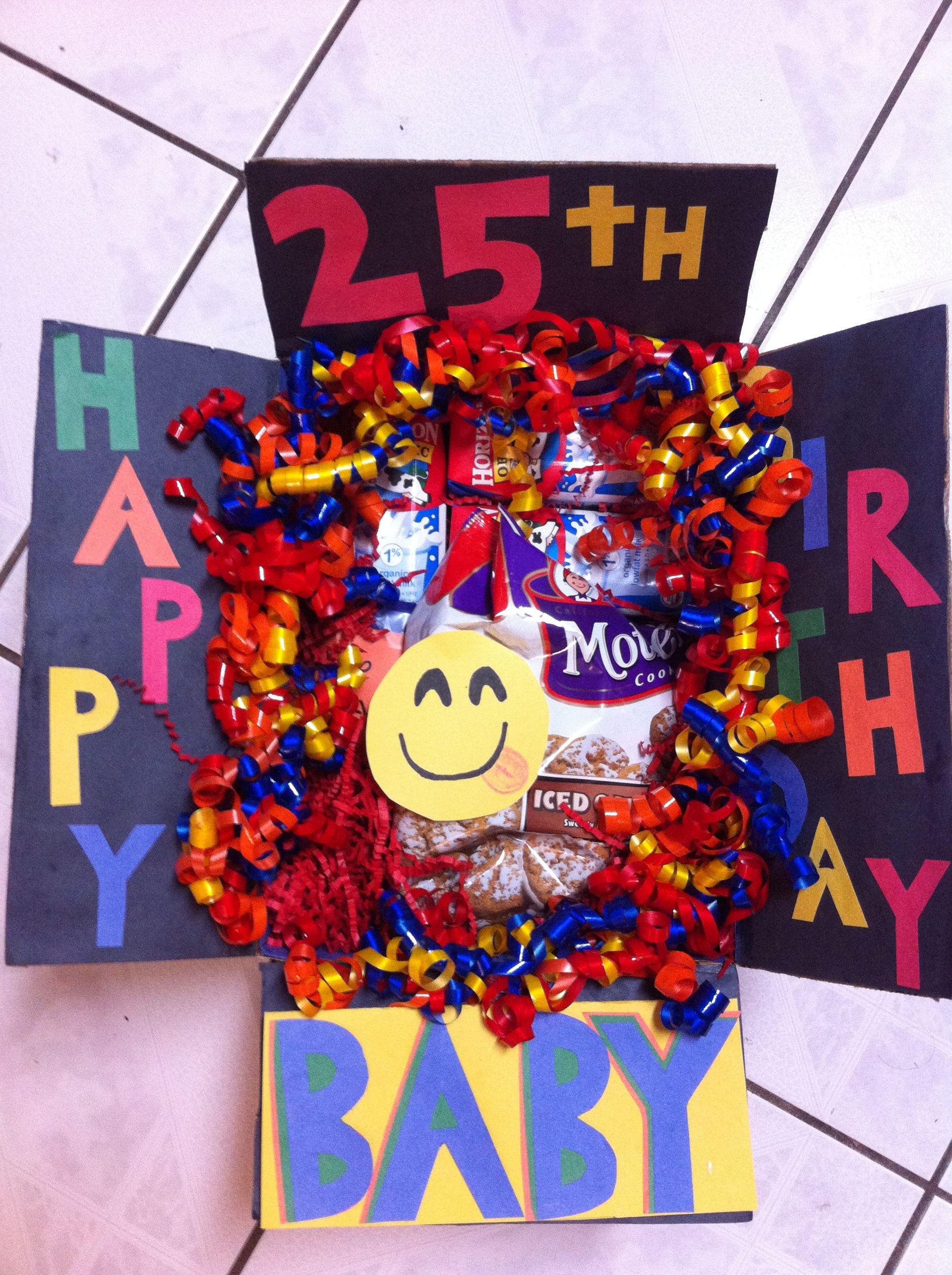 Diy Boyfriend Gift Giftbasket Carepackage Military Marines Army Navy Birthday Package Deployment Longdistancerelationship Long Distance