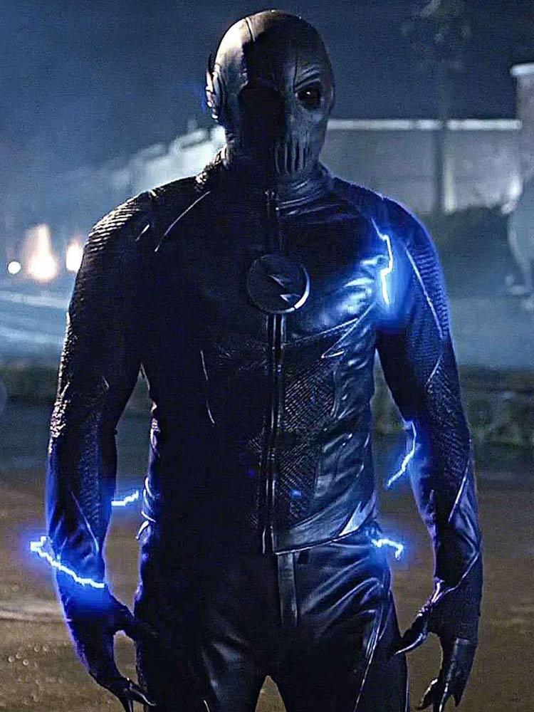 The Flash Zoom Leather Jacket Hunter in 2020 (With