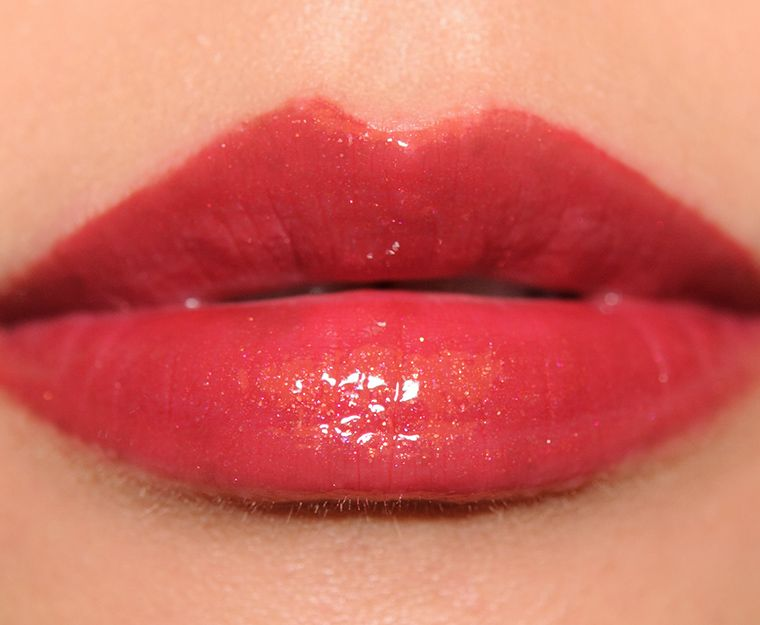 Sephora Lady Luck, Fig Jam, Poppy Field Ultra Shine Lip Gels Reviews, Photos, Swatches
