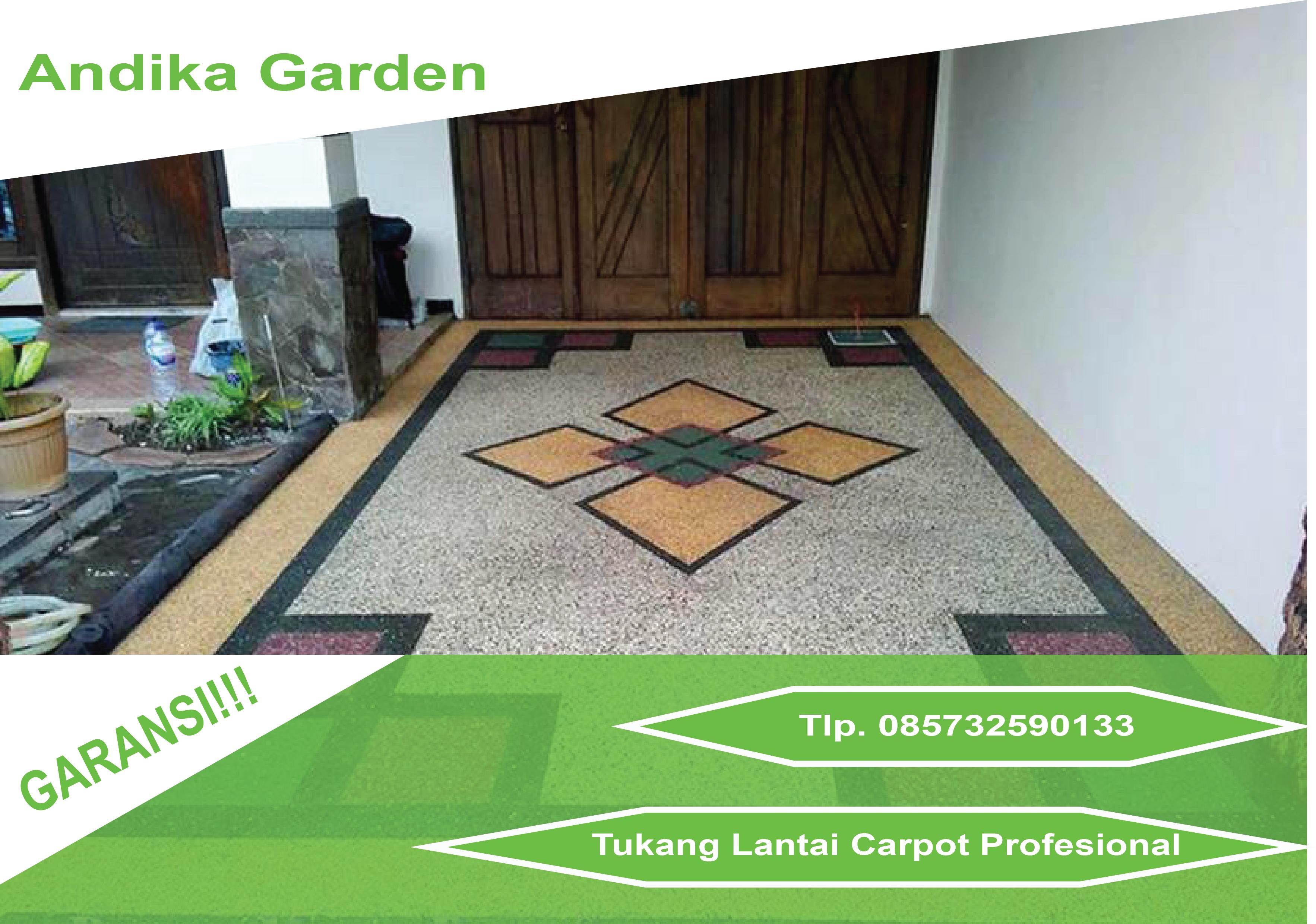 Jual Lantai Carport Terpasang Tlp 0857 3259 0133 Andika Garden In 2020 Carport Batu Installation
