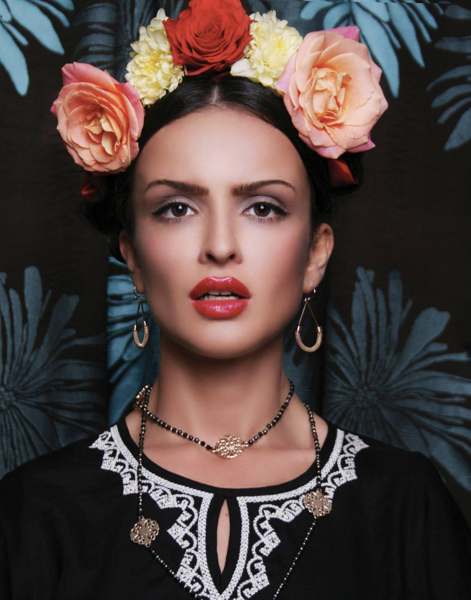 Frida Kahlo FFDesigner MAGAZINE Pinterest Frida