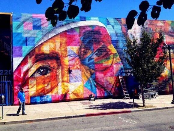 Wall Murals & Street Art #kobra #wallmurals #streetart #urbanart