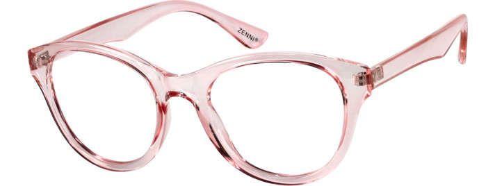 cefb6353070 Pink Cat-Eye Glasses  206619