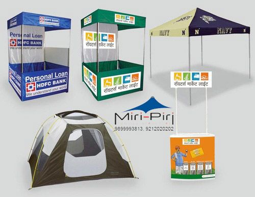 Demo Tents - Manufacturers | Suppliers | Wholesalers