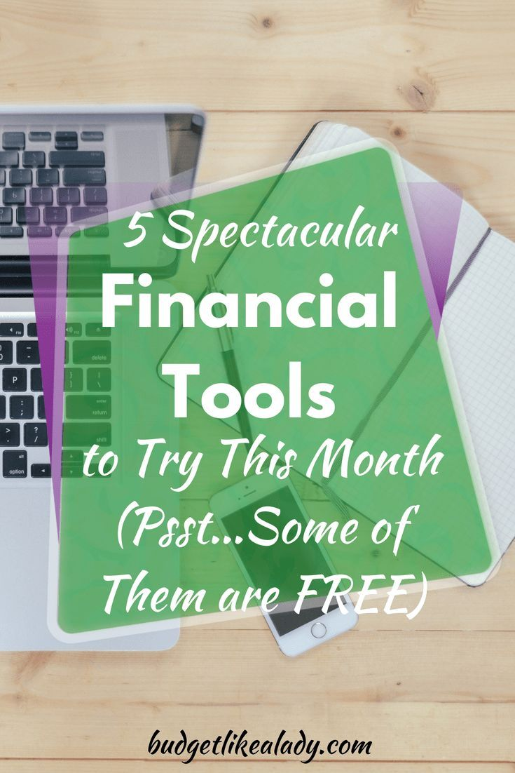 5 Spectacular Financial Tools to Try. money management, save money tips, saving money tips, budgeting for beginners, budgeting tools, budgeting apps, budgeting software. #budgetforbeginners