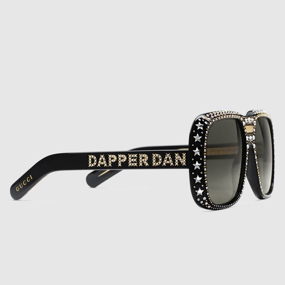 f8492f8ab22 Shop the Gucci-Dapper Dan sunglasses by Gucci. Introducing the Gucci-Dapper  Dan