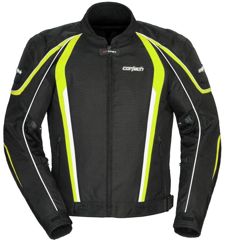 (eBay Advertisement) Cortech GX Sport 4.0 Textile Jacket