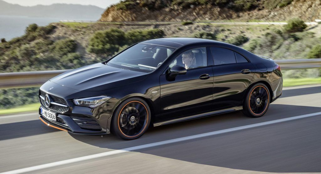 New Mercedes Cla Coupe Is More Baby Cls And Sportier Than Ever