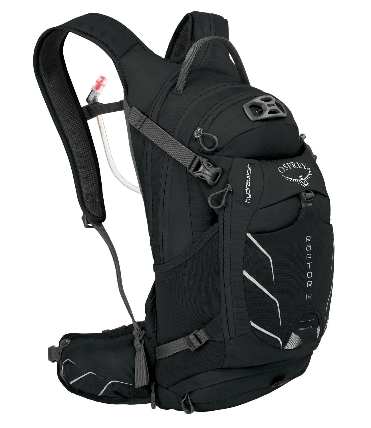 Osprey Packs Raptor 14 Hydration Pack Black Osprey Backpacks Osprey Packs Hydration Pack