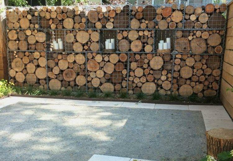 gaviones decorativos gavi n cerco gavion fotomontaje 2 jpg sfvrsn 9625a686 0 Gaviones y muros de alambre y piedras 63 diseos cercos