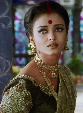 Aishwarya Rai Devdas 2002 Aishwarya Rai Makeup Beautiful Indian Actress Most Beautiful Indian Actress