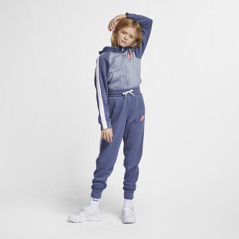 finest selection d9e6a d0833 Nike Sportswear Older Kids (Girls ) Tracksuit - Blue