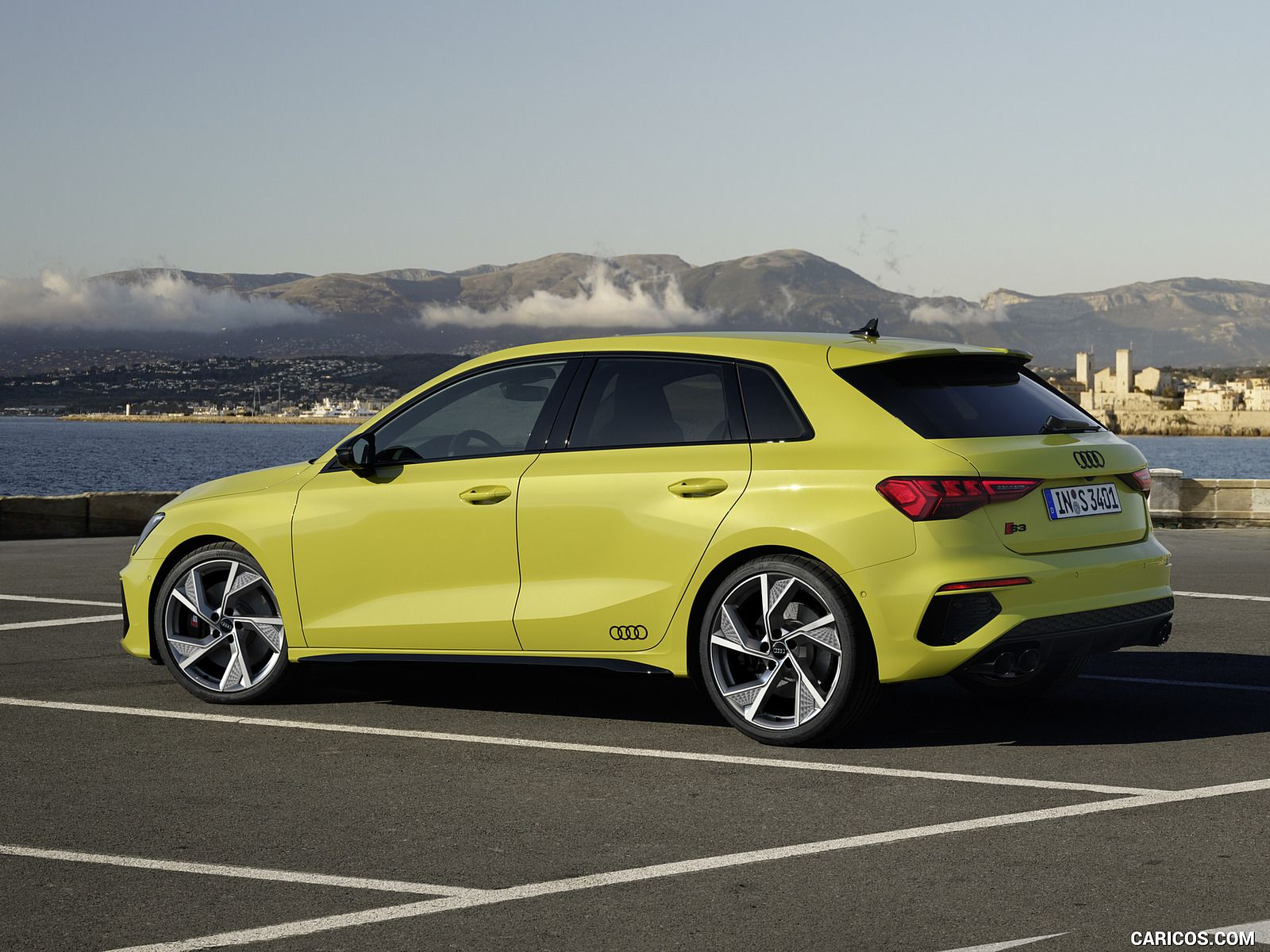 2021 Audi S3 Sportback Wallpaper Audi Car Exterior Sedan