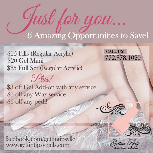 6 Amazing Offers Just For You!!!