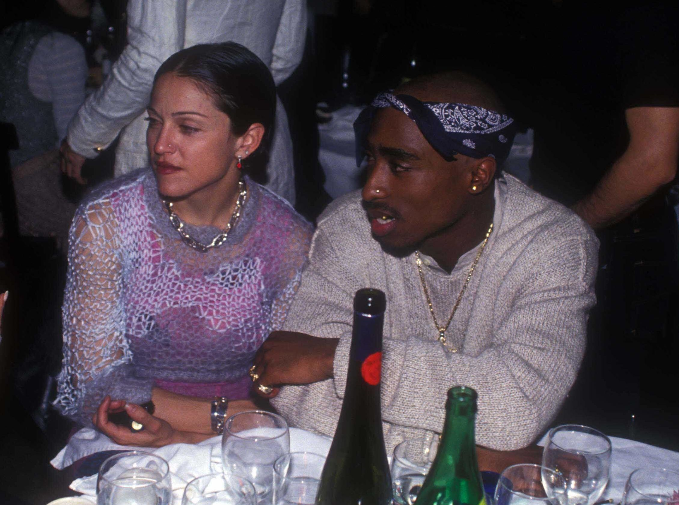 The newest piece of tupac shakur memorabilia up for auction provides