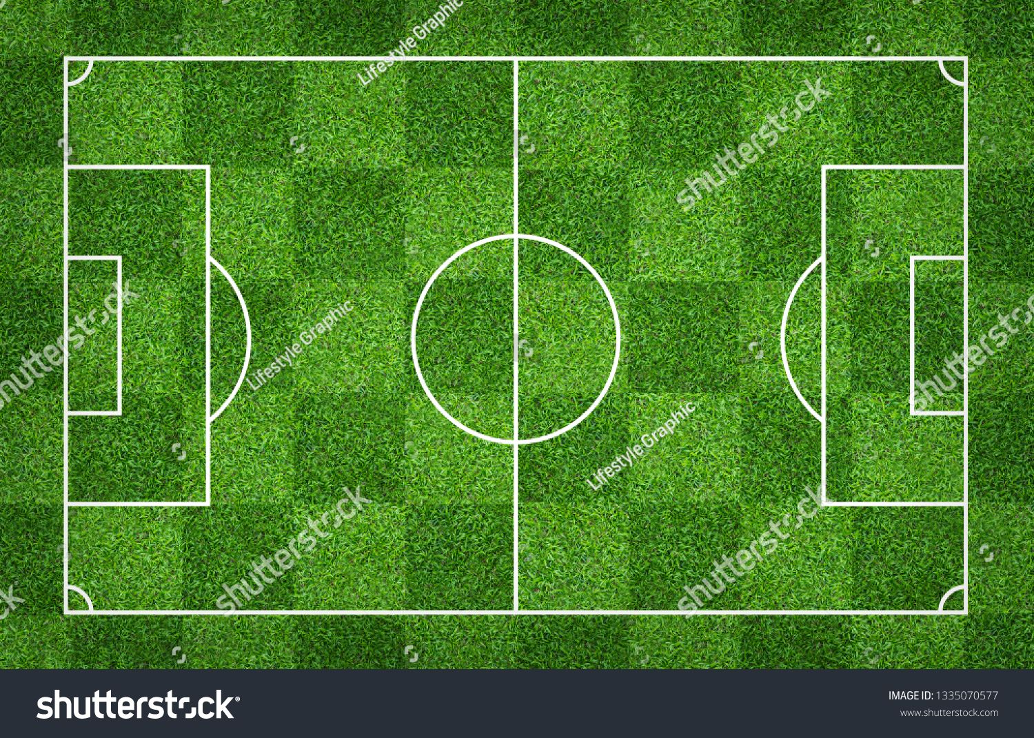 Football Field Or Soccer Field For Background Green Lawn Court For Create Sport Game Ad Ad Background Green Soccer F Soccer Field Football Field Soccer