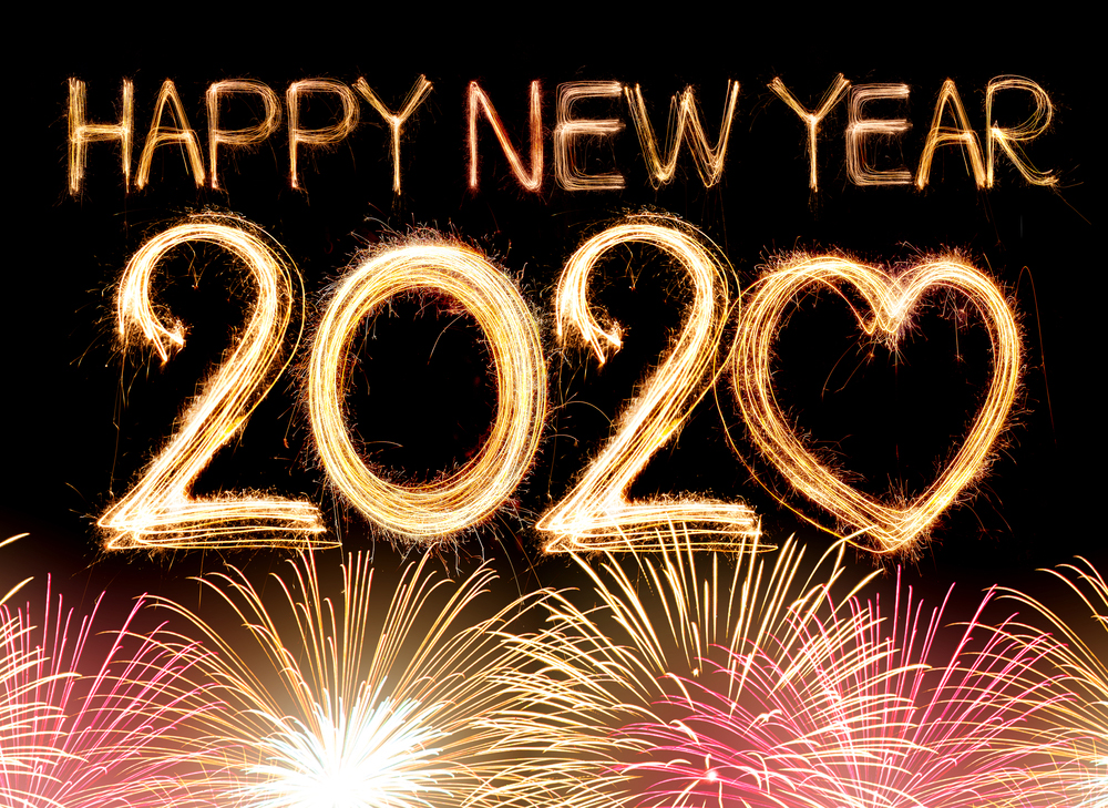 2020 Images For Happy New Year Happy New Year Fireworks Happy New Year Greetings New Years Eve Images