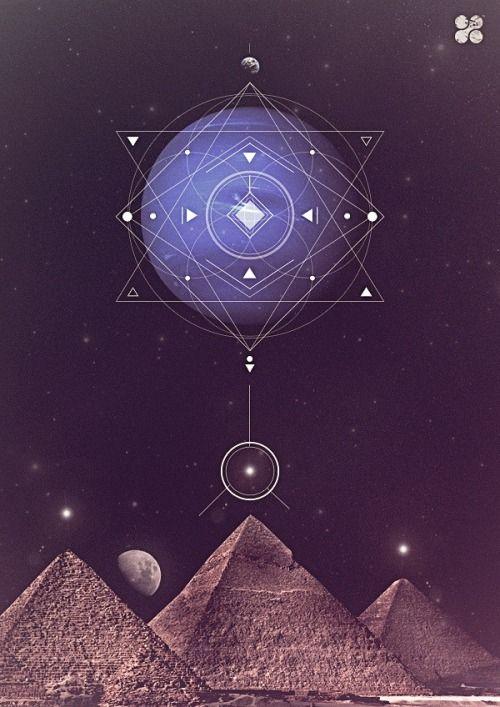 piramida, sistemul piramidal