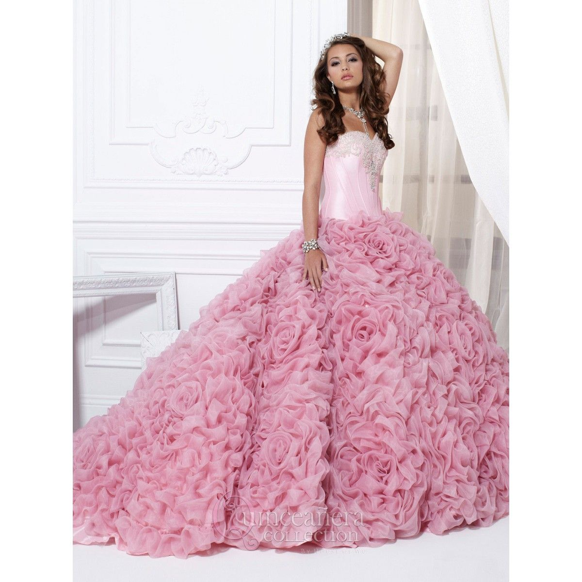 Quinceañera Collection Style 26702 - Quinceanera Collection