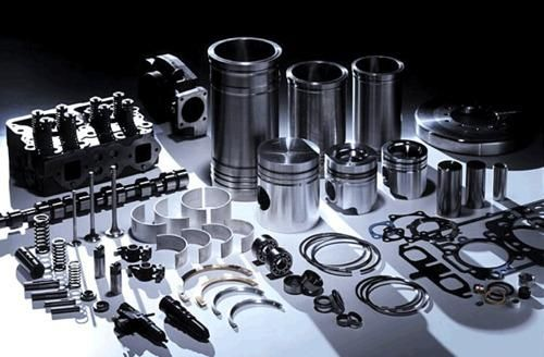5 Components Of Structural Parts In Diesel Engine   Diesel engine ...