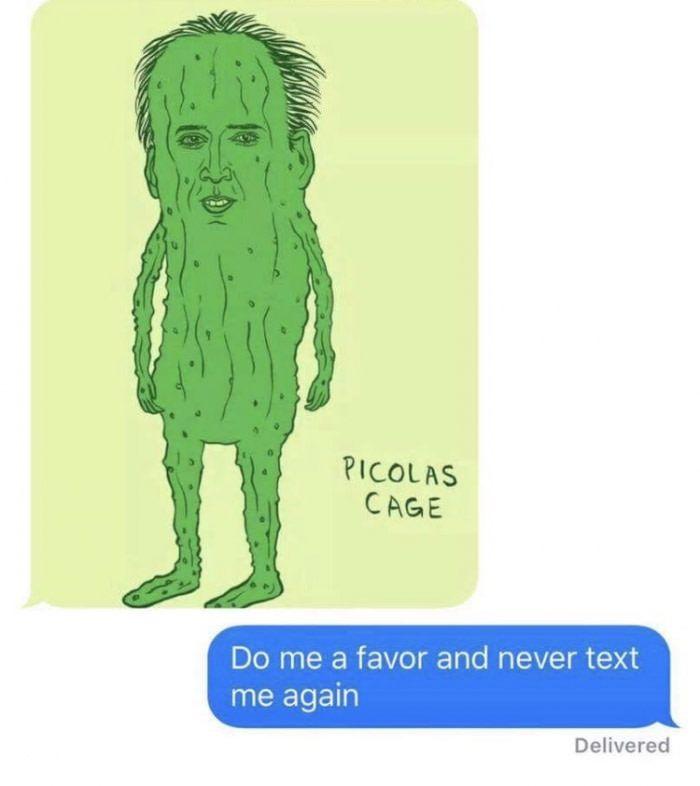 Hustleinatrap Me I Love This Guy Nicholas Cage Meme