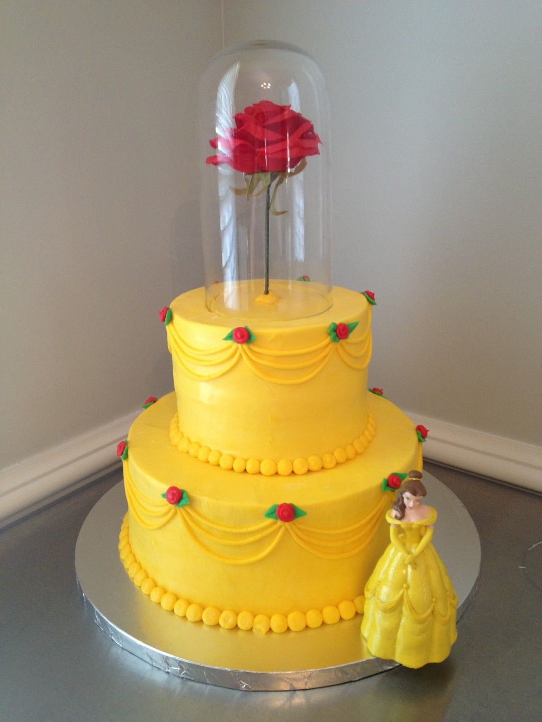 Beauty and the Beast cake Food Pinterest Beast Cake and Birthdays