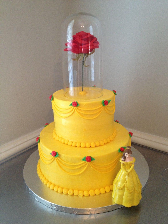 Beauty and the Beast cake Food Pinterest Beast Cake and